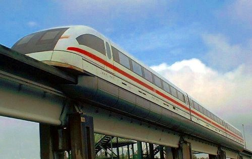 Maglev Transport Facts