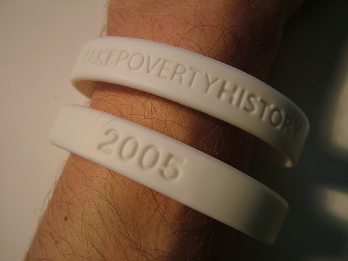 Make Poverty History Facts