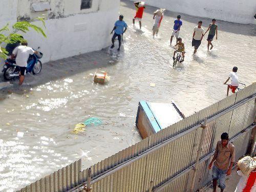 Maldives After Tsunami