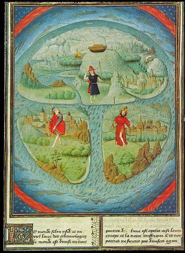 Facts about Mappa Mundi