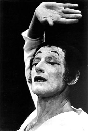 Facts about Marcel Marceau