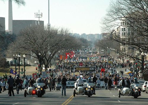 Facts about March for Life