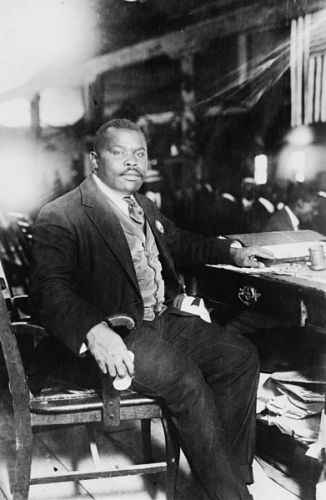 Facts about Marcus Garvey