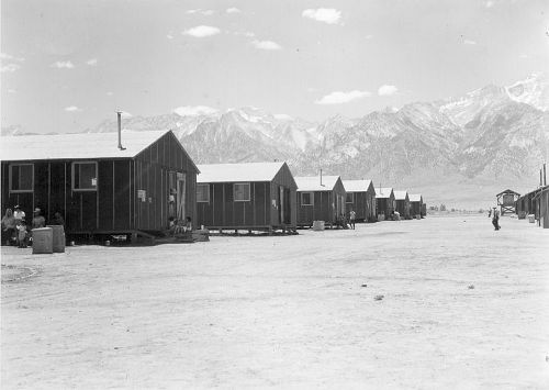 Manzanar Barrack