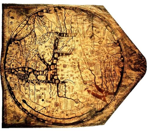 Mappa Mundi Facts