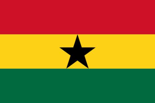 Marcus Garvey Flag of Ghana