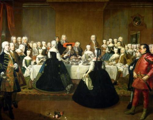 Maria Theresa Wedding