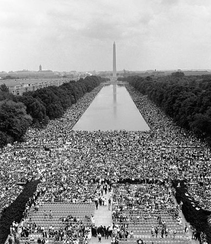 facts about March on Washington