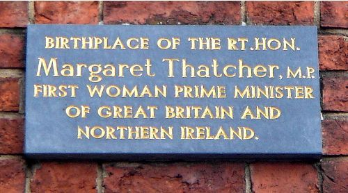 facts about Margaret Thatcher