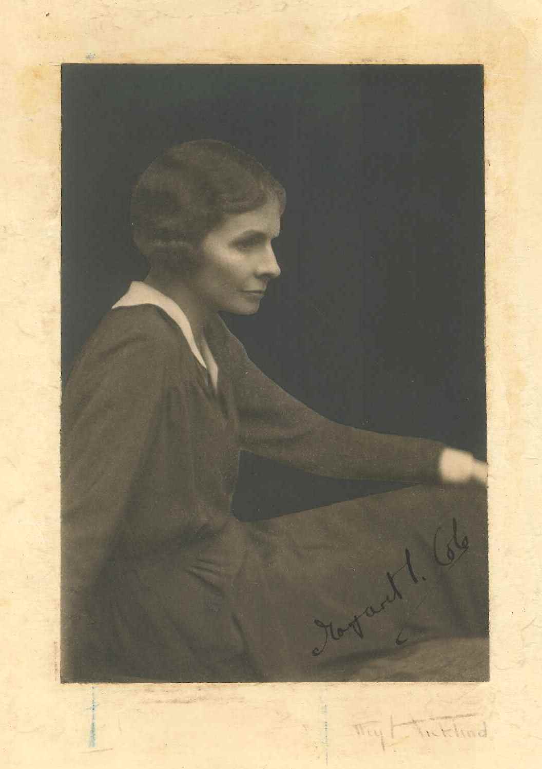 Facts about Margaret Postgate Cole