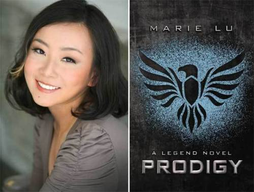 Facts about Marie Lu