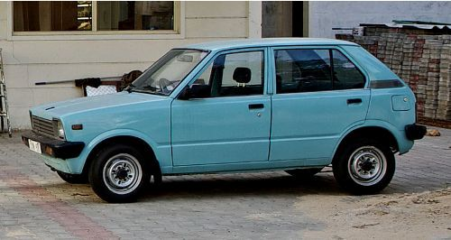Facts about Maruti 800