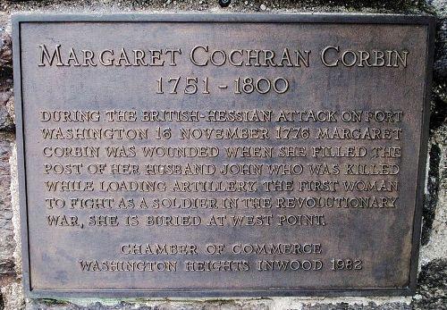Margaret Corbin Pic