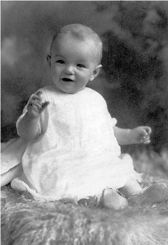 Marilyn Monroe Infant