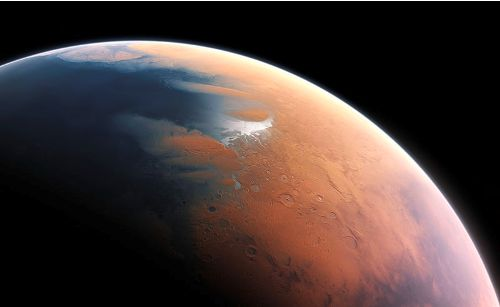 Mars Planet Facts