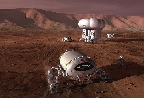 Mars Rover Facts