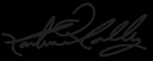 Martin O'Malley Signature