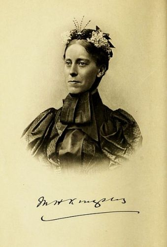 Facts about Mary Kingsley