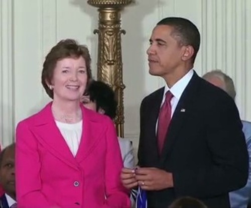 Facts about Mary Robinson