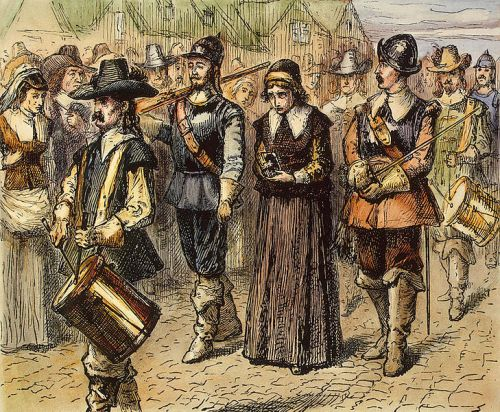 Facts about Massachusetts Bay Colony