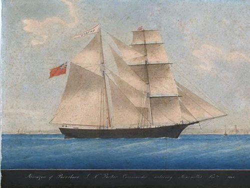 Mary Celeste 1861