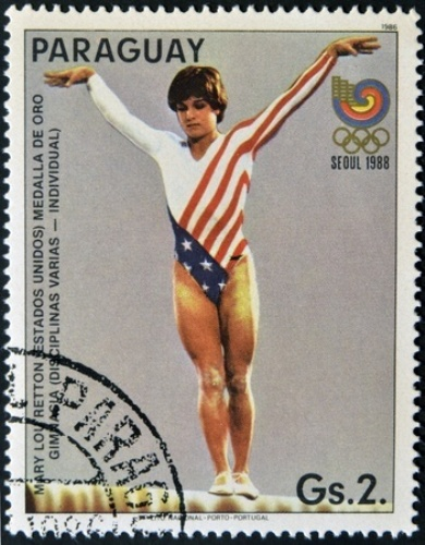 Mary Lou Retton Facts