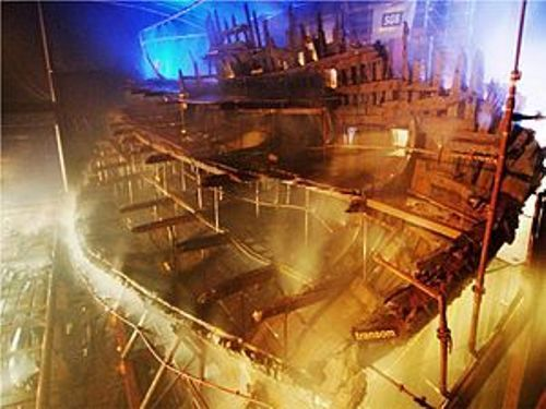 the Mary Rose Images