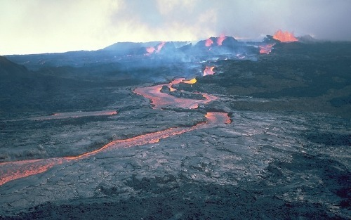 Facts about Mauna Loa
