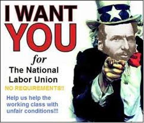 labor unions facts