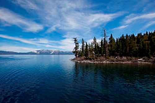 facts about lake tahoe