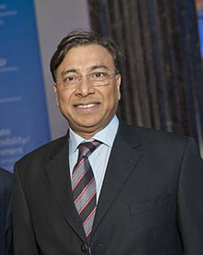 facts about lakshmi mittal