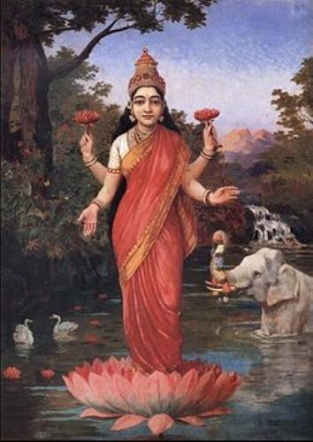 facts about lakshmi
