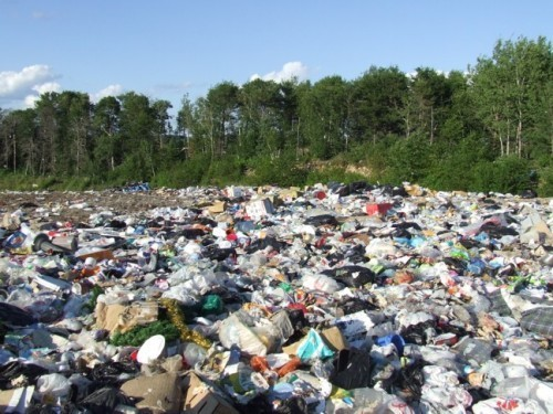 facts about landfills