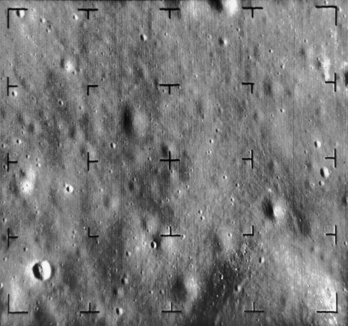 facts about landing on the moon