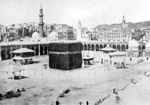 Kaaba in 1880