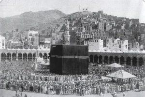 Kaaba in 1907