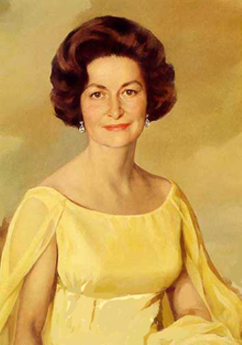 facts about lady bird johnson