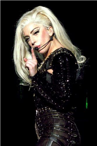 facts about lady gaga