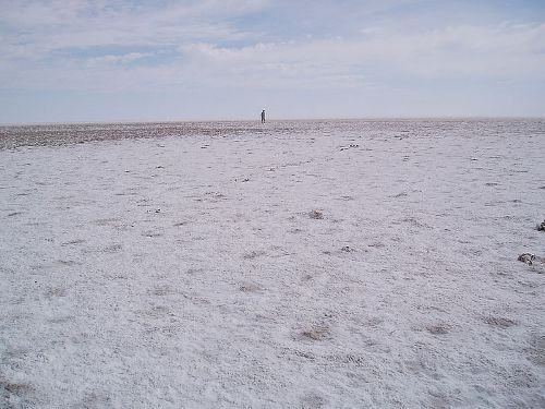 facts about lake eyre