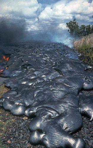 Facts about Lava Flow