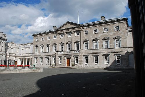 Facts about Leinster House