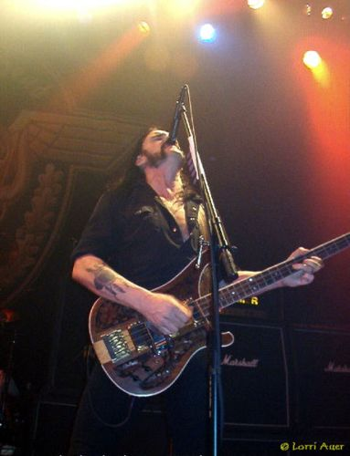 Facts about Lemmy