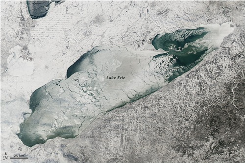 interesting facts about lake erie
