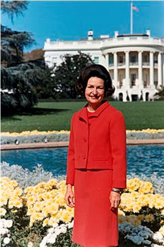 lady bird johnson facts