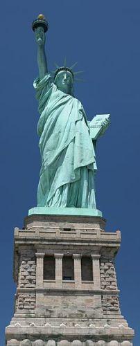 lady liberty island