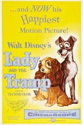 lady and the tramp facts