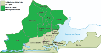 lagos metropolitan area