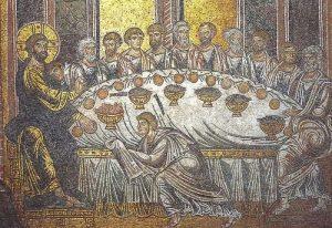 last supper art