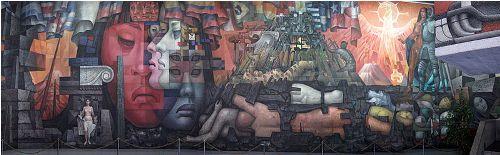 Latin America Mural