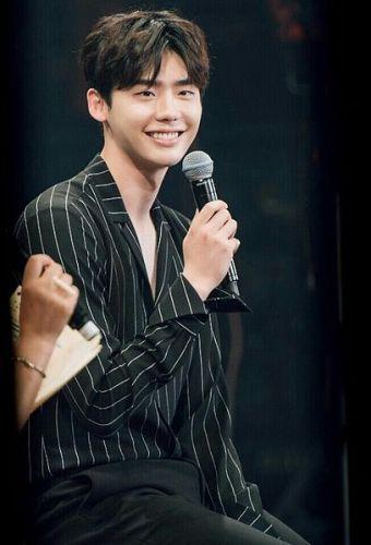 Lee Jong Suk Images